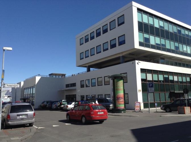 Kolaportið, Flohmarkt in Reykjavik